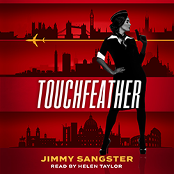 Touchfeather audio book cover